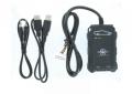 Adaptér pro ovládání USB zařízení OEM rádiem Mazda/AUX vstup