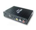 DVB-T digitální tuner + 2 vnitřní antény