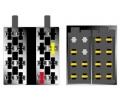 Kabeláž pro HF PARROT/OEM PSA ISO