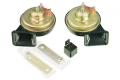 Klaksony elektromagnetické dvoutónové 12V