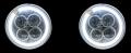 LED denní svícení s funkcí pozič sv.drl510