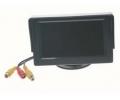 Monitor LCD černý na palubní desku s možností instalace na HR držák