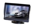 Monitor LCD černý na palubní desku