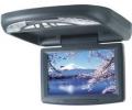 Stropní výklopný LCD monitor šedý