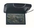 Stropní výklopný monitor černý SD/USB ČESKÉ MENU